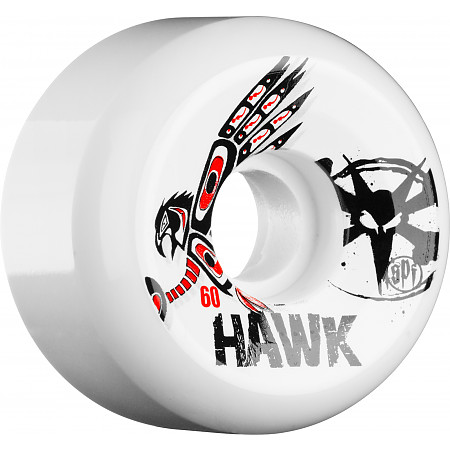 BONES WHEELS SPF Pro Hawk Spirit 60mm (4 pack)