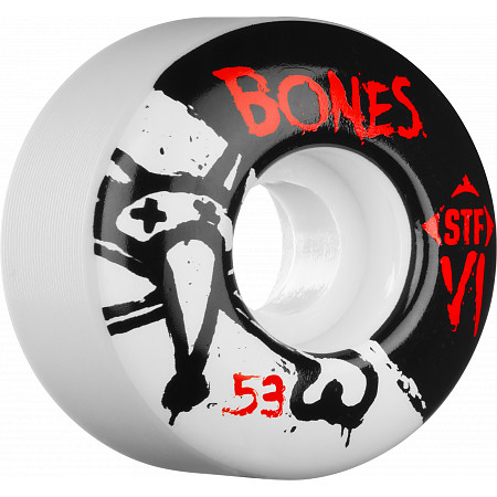 BONES WHEELS STF Skinny BONES 53mm (4 pack)
