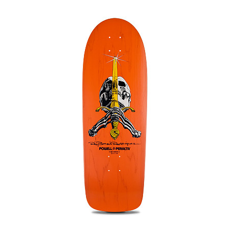 Powell Peralta Ray Bones Rodriguez Reissue Skateboard Deck
