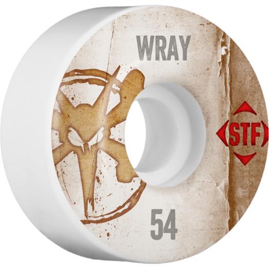 BONES WHEELS STF Pro Wray Team Vintage Wheel 54mm 4pk