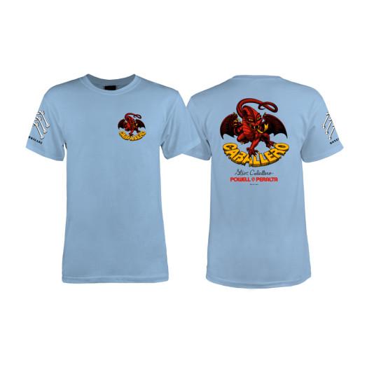 Bones Brigade® Caballero Dragon T-shirt - Blue