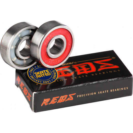 Bones® REDS® Skateboard Bearings 2 pack