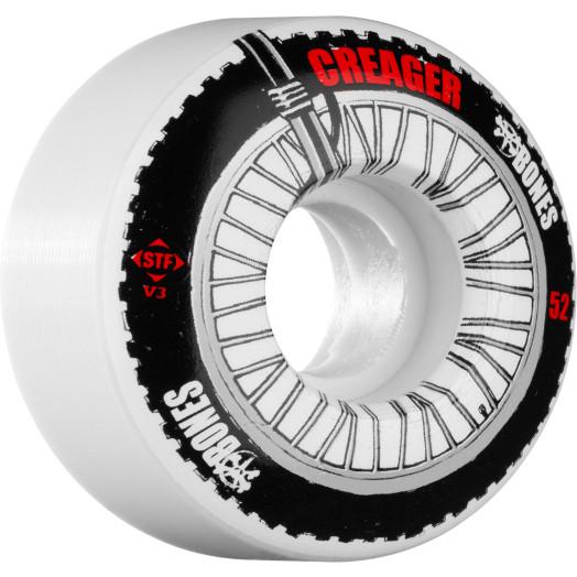 BONES WHEELS STF Pro Creager Dirtbike 52mm (4 pack)