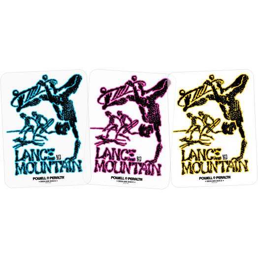 Bones Brigade® Mountain Future Primitive Sticker (Single)