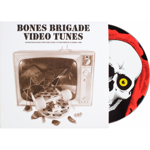 Bones Brigade Video Tunes Video Soundtrack CD