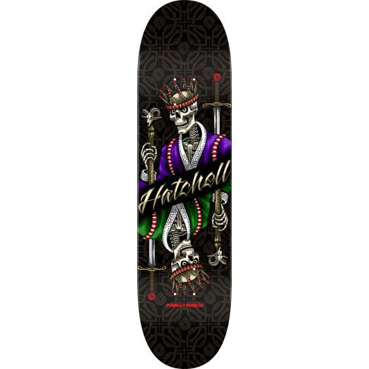 Powell Peralta Pro Ben Hatchell King Blem Skateboard Deck 249 K20 - 8.5 x 32