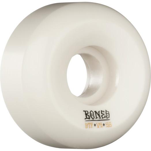 BONES WHEELS STF Skateboard Wheels Blanks 56mm 103A V5 Sidecuts 4pk