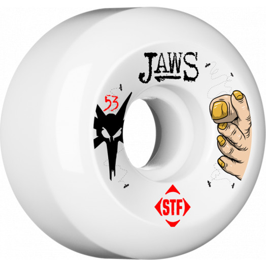BONES WHEELS STF Pro Homoki Toes 53mm wheels 4pk
