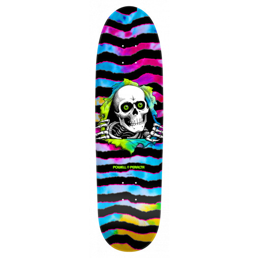 Powell Peralta Slappy Tie Dye Ripper Deck - 8.5 x 30.5