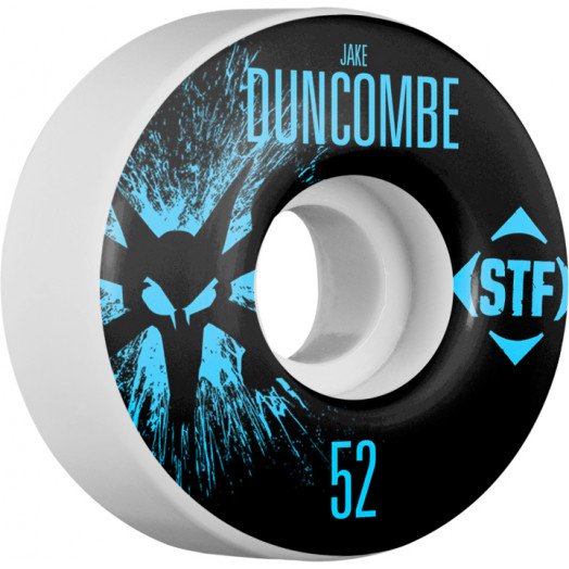 BONES WHEELS STF Pro Duncombe Team Wheel Splat 52mm 4pk