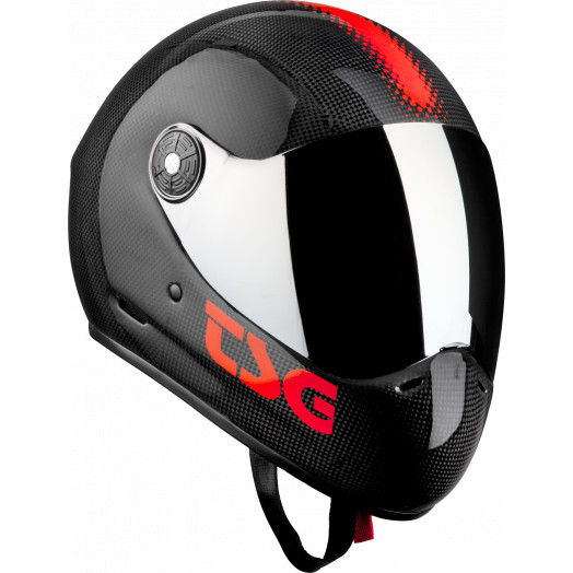 TSG Pass Helmet Carbon