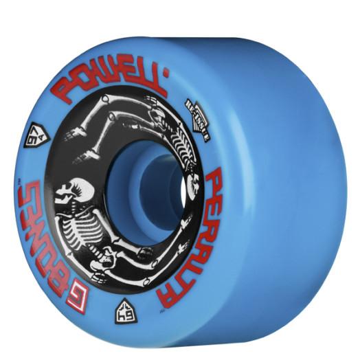 Powell Peralta G-Bones Wheels Blue 64/97a (4 pack)