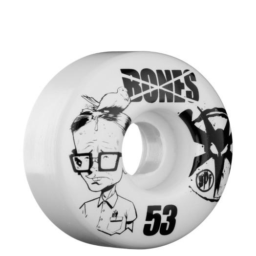 BONES WHEELS SPF Twerp 53mm Wheel (4 Pack)