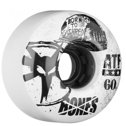 BONES WHEELS ATF Helmet 60mm (4 pack)