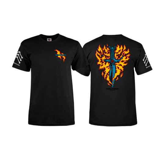 Bones Brigade® Guerrero Dagger T-shirt - Black