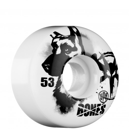 BONES WHEELS SPF Guardian 53mm (4 pack)