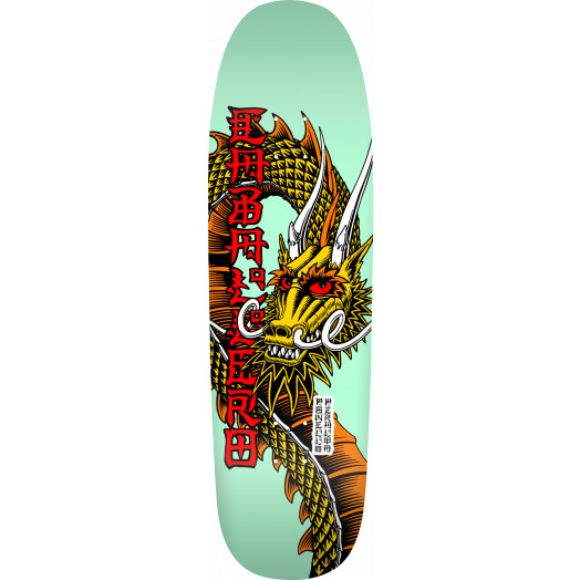 Powell Peralta Caballero Ban This Skateboard Deck Mint Reissue - 9.265 x 32