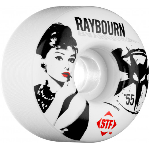 BONES WHEELS STF Pro Raybourn Hepbourn 55mm (4 pack)