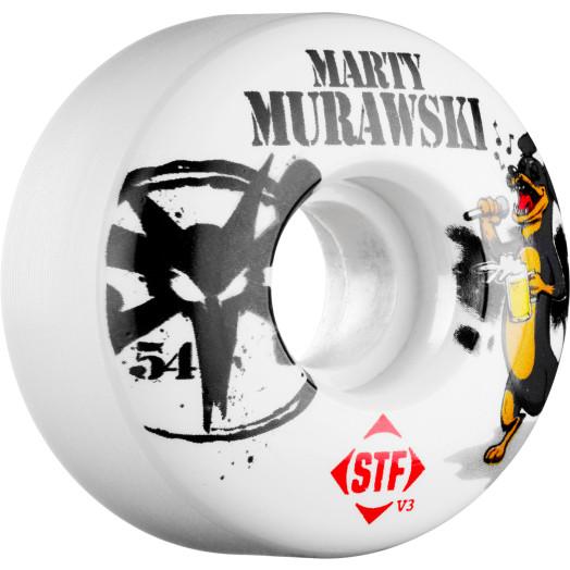 BONES WHEELS STF Pro Murawski USA 54mm (4 pack)