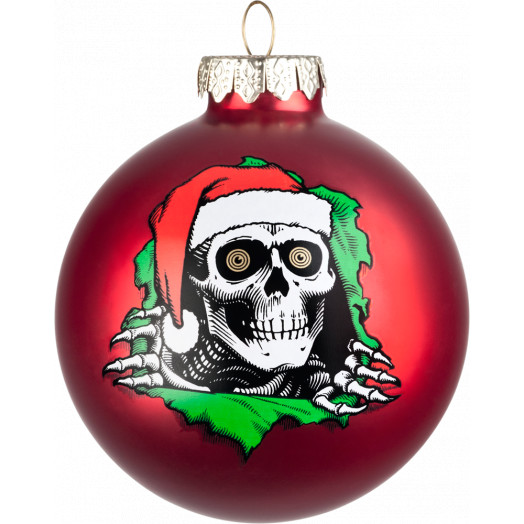 Powell Peralta Christmas Ripper Ornament
