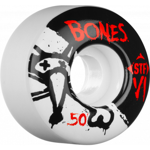 BONES WHEELS STF V1 Series 50mm (4 pack)