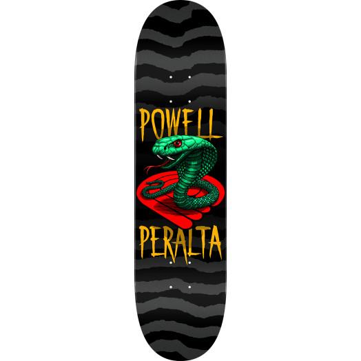 Powell Peralta Cobra Skateboard Blem Deck Yellow - 8.5 x 32.08