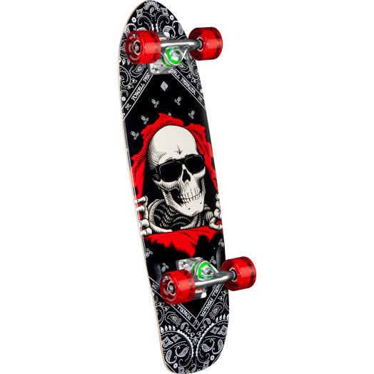 Powell Peralta Sidewalk Surfer Bandana Ripper Skateboard