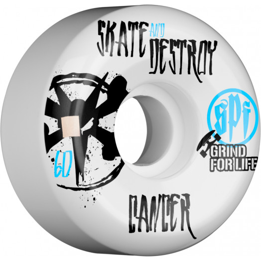 BONES WHEELS SPF Collabo Grind For Life 60mm 4pk