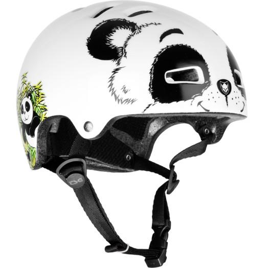 TSG Nipper Panda Helmet