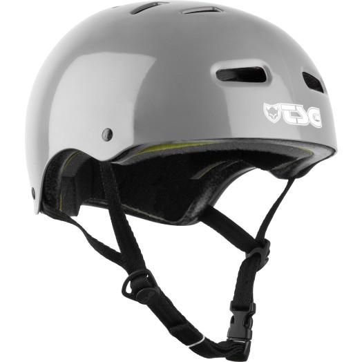 TSG Basic Helmet - Flat Gray