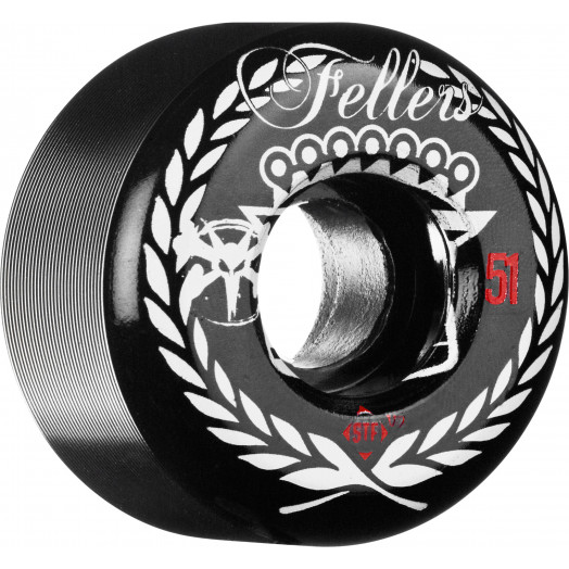 BONES WHEELS STF Pro Fellers Caddy 51mm Caddy 4pk