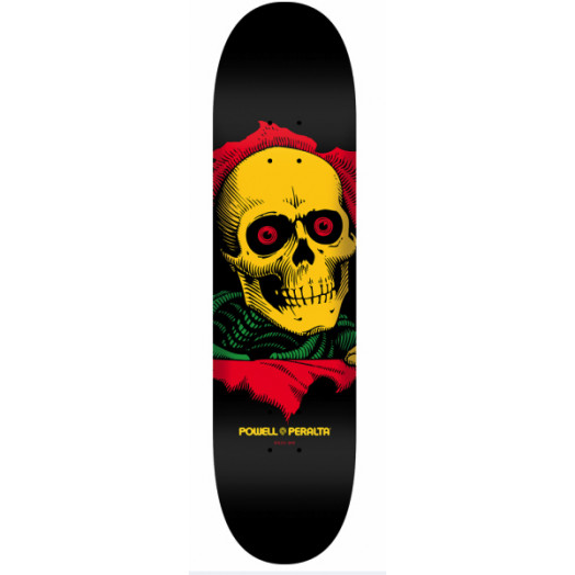 Powell Peralta BL Ripper 6 Skateboard Deck - 8.5 x 33.5