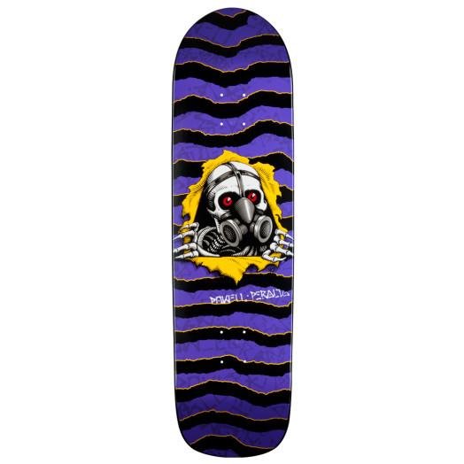 Powell Peralta Grafitti Ripper Skateboard Deck Purple - 9 x 33.25