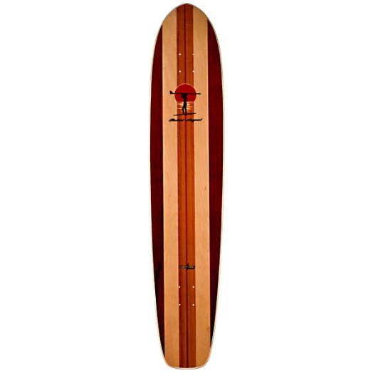 Surf One Robert August II Skateboard Deck - 8.875 x 43.875