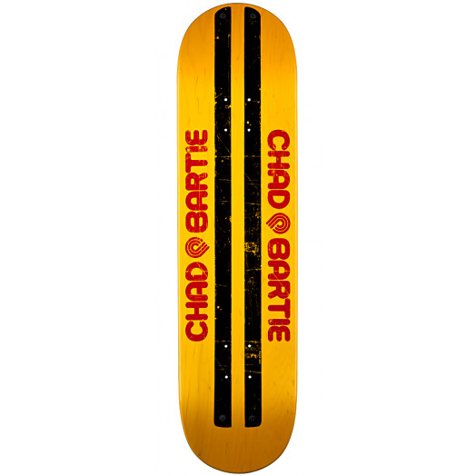 Powell Peralta LIGAMENT Pro Chad Bartie Faux Beamer Deck - 8.5 x 33.5