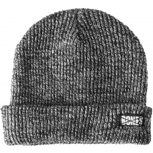 BONES WHEELS Double Deuce Beanie - Gray