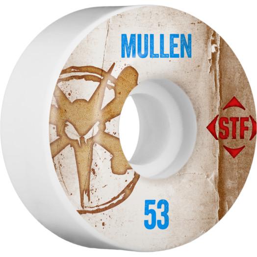 BONES WHEELS STF Pro Mullen Team Vintage Wheel 53mm 4pk