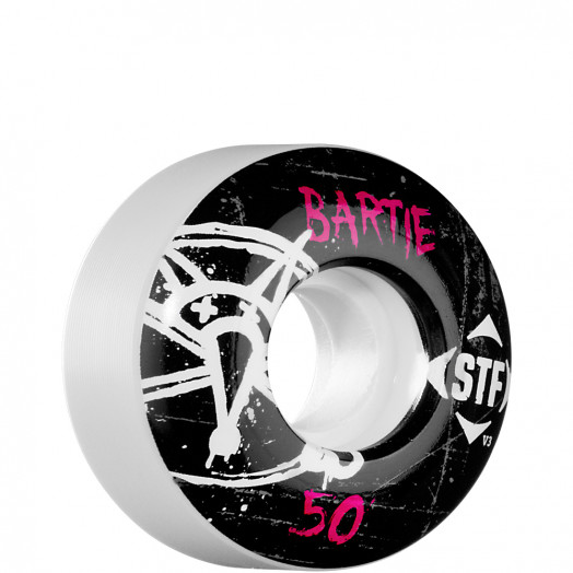 BONES WHEELS STF Pro Bartie Oh Gee 50mm (4 pack)