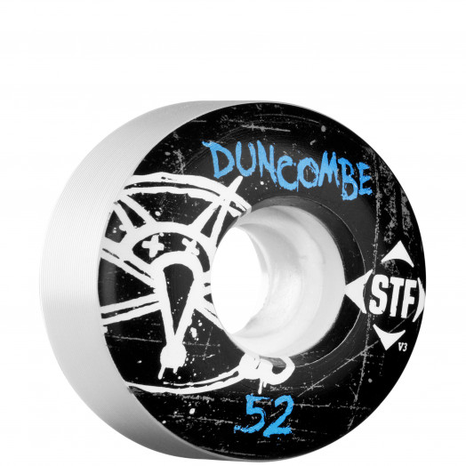 BONES WHEELS STF Pro Duncombe Oh Gee 52mm (4 pack)