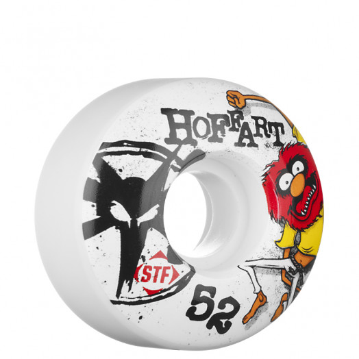 BONES WHEELS STF Pro Hoffart Animal 52mm (4 pack)