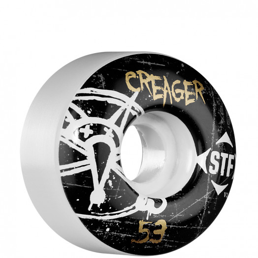 BONES WHEELS STF Pro Creager Oh Gee 53mm (4 pack)
