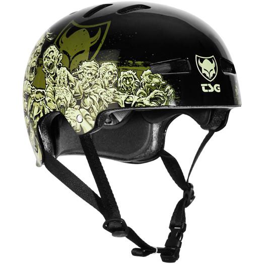 TSG Tanner Goldbeck Zombie Helmet