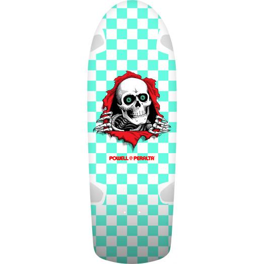 Powell Peralta OG Ripper Skateboard Deck Checker Mint- 10 x 30