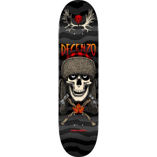 Powell Peralta Pro Scott Decenzo Trapper Skateboard Deck - Shape 249 - 8.5 x 32.08