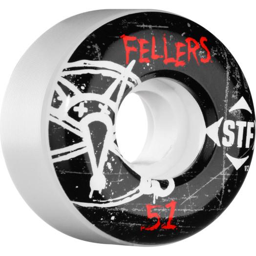 BONES WHEELS STF Pro Fellers Oh Gee 51mm (4 pack)