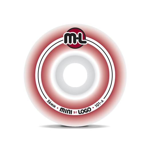 Mini Logo S-1 Wheels 56/101a(4pack)