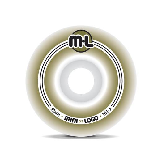 Mini Logo S-2 Wheels 52/101a(4pack)