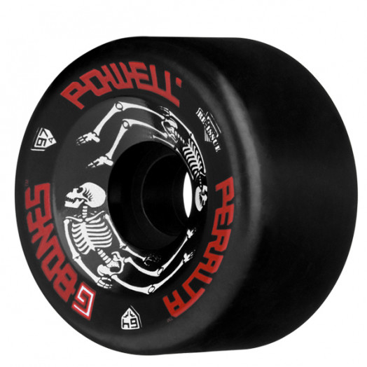Powell Peralta G-Bones Wheels Black 64/97a (4 pack)