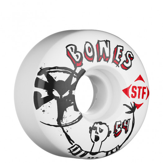 BONES WHEELS STF Los Otros 54mm (4 pack)