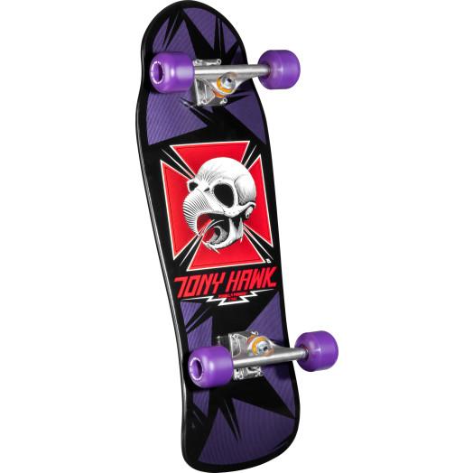 Bones Brigade® Tony Hawk 5th Series Reissue Complete Skateboard Black - 10.4 x 30.28